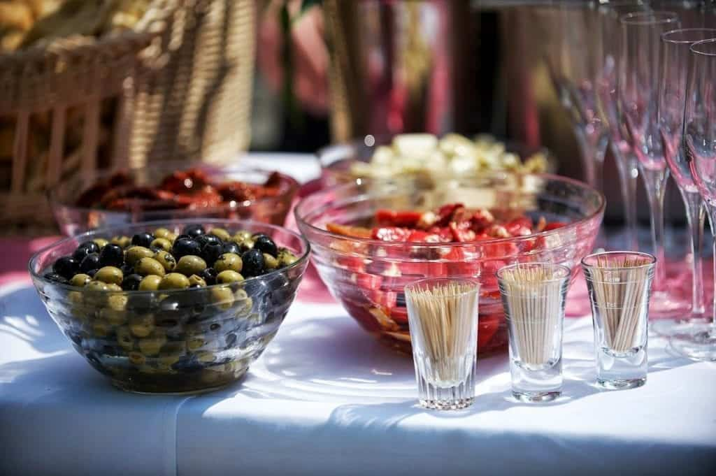 Coetsee advises potential olive farmers to explore different income streams with their olive products, including hosting tastings on the farm. Photo: Supplied