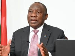President Cyril Ramaphosa announced amendments to Schedule Two of the Electricity Regulation Act, as part of government's effort to achieve a swift and lasting economic recovery. Photo: Supplied/GCIS