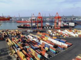 This week, Transnet suffered a severe cyber-attack, again affecting ports and exports. Photo: Supplied/Flickr
