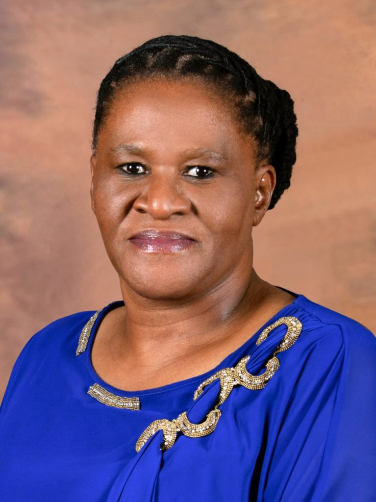 Nonkqubela Pieters, MEC for rural development and agrarian reform in the Eastern Cape. Photo: Supplied/Food For Mzansi