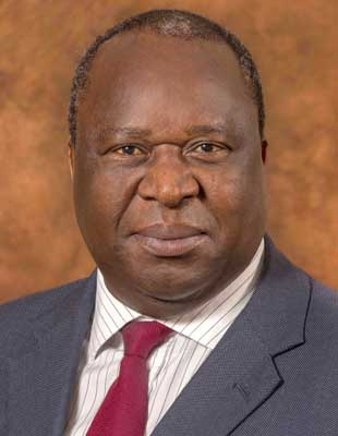 Minister of finance Tito Mboweni. Photo: Supplied/Food For Mzansi