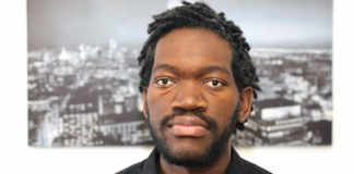 Julian Kanjere's FoodPrint uses blockchain technology to connect farmers to market opportunities. Photos: Supplied/ Food For Mzansi