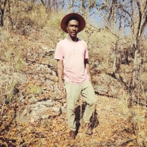 Thabang Mokola loves the unpredictability of farming