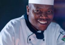 Growing up executive chef Zacharia Maseko (55) never imagined he would become a chef, the kitchen was not place for men in his Eastern Cape home. Photo: Supplied/ Food For Mzansi