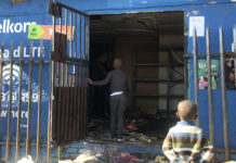 Durban: Widespread looting has been reported across the country, causing damage to both the economy and vulnerable communities. Photo: Supplied/Masego Mafata/GroundUp
