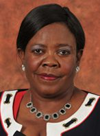 Limpopo MEC for agriculture and rural development, Nandi Ndalane. Photo: Supplied/Food For Mzansi