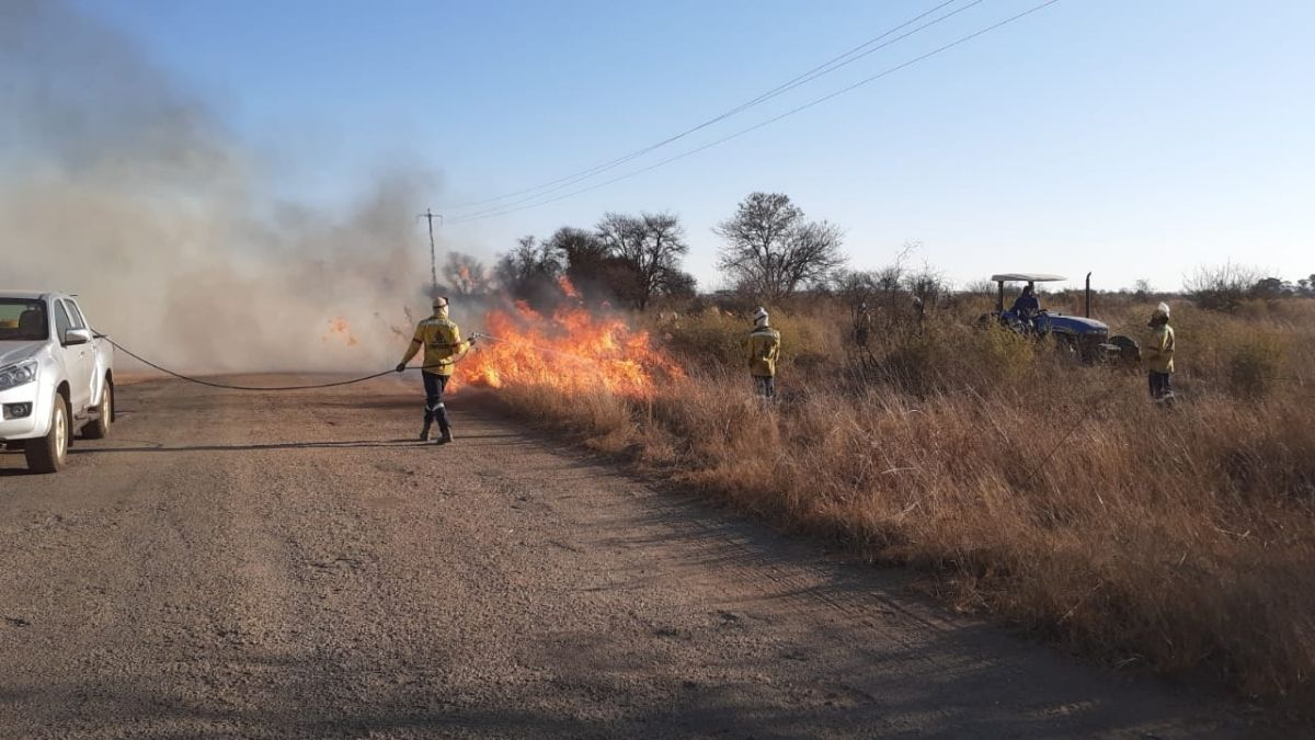 North West fires
