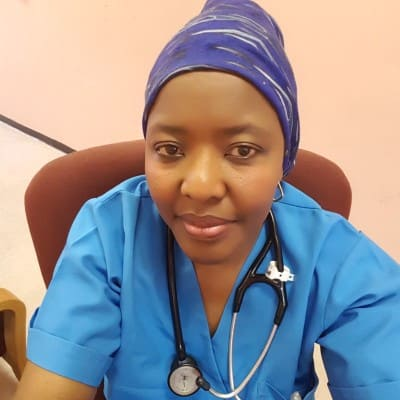 Fighting vax holdout: Dr Difuro Masemola is an experienced medical doctor based in Ekhuruleni. Photo: Supplied/Food For Mzansi