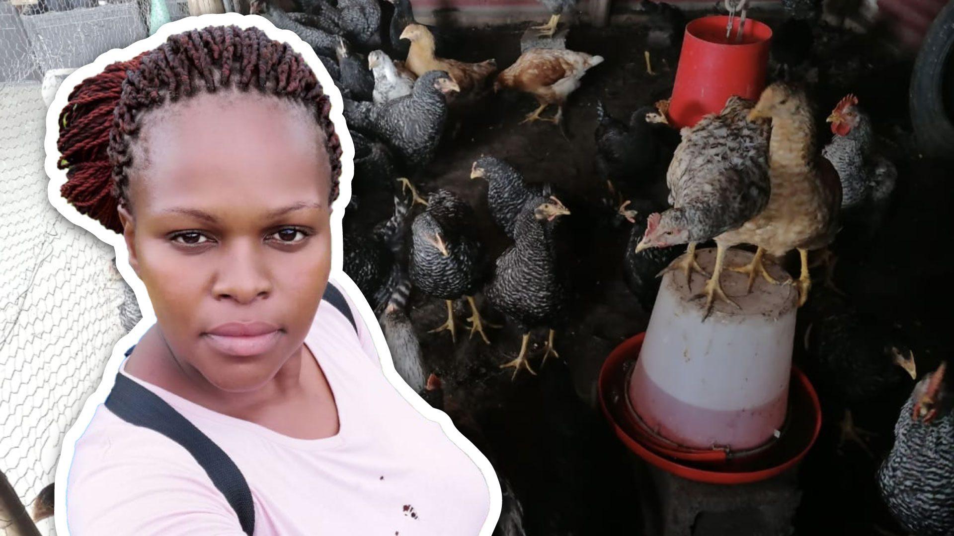 Zethu Busakwe Willowvale Farmer