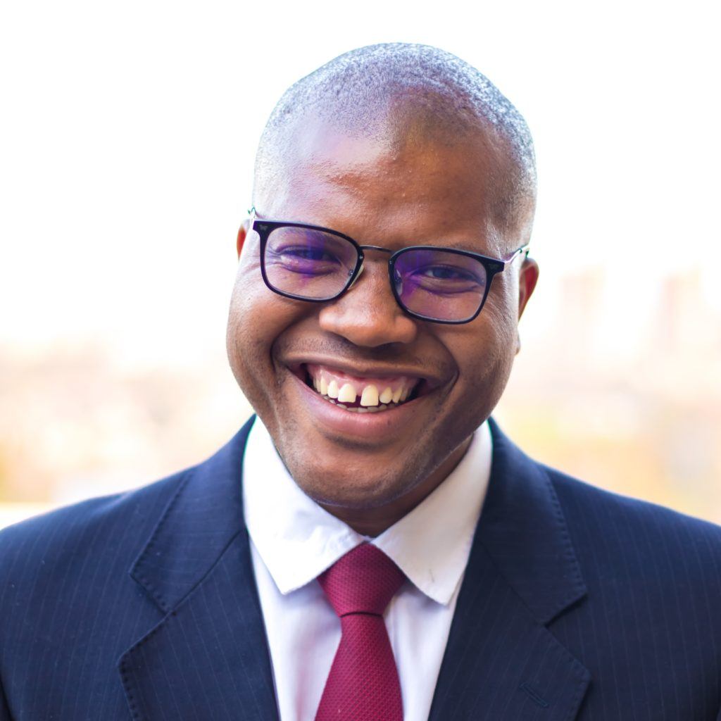 Thando Matutu, business manager at Agripreneur South Africa. Photo: Supplied/Food For Mzansi