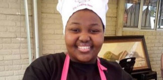 Young kitchen entrepreneur Siphesile Mhlongo (15) created a thriving food business in Durban after she was bullied. Photo: Supplied/Health For Mzansi