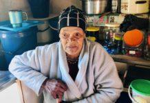 farm dwellers: Tabitha Mohape, who is 75, said she has been living at Bapsfontein farm since 1970. Photos: Kimberly Mutandiro