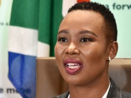 President Cyril Ramaphosa has appointed Stella Ndabeni-Abrahams as the new minister of small business development. Photo: Supplied/GCIS