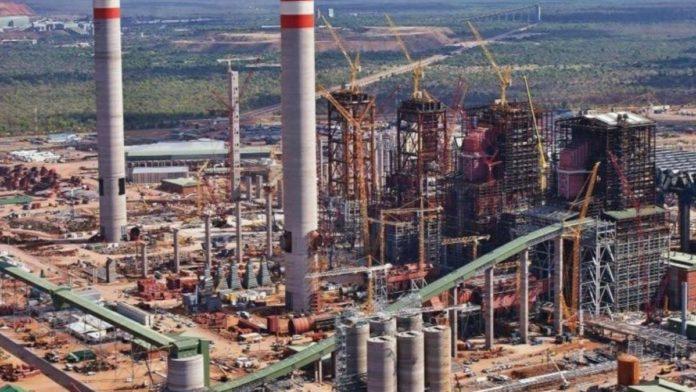 medupi blast The Medupi power station in Lephalale, Limpopo. Photo: Supplied/Improvair Environmental Solutions (IES)