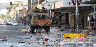 kzn looting