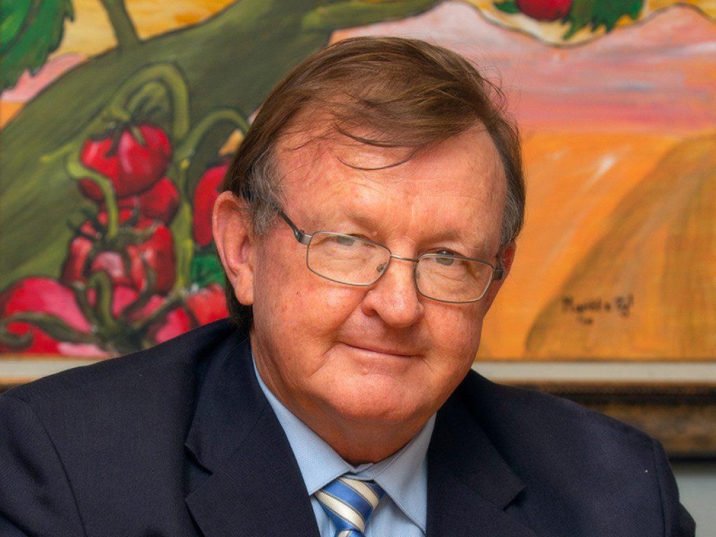 Tommie Van Zyl, the CEO of ZZ2. Photo: PMA