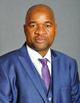 Dr Mmaphaka Tau, Head of the National Disaster Management. Photo: Supplied/Food For Mzansi