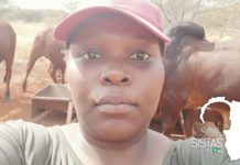 Tika Maapola, a second generation farmer, has agriculture in her blood. Photo: Supplied/Food for Mzansi.