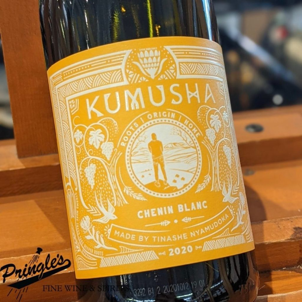 Kumusha Wines are available online, and at selected retail stores. Photo: Supplied/Food For Mzansi.