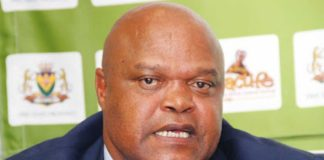 Free State Premier Sisi Ntombela has reshuffled here executive. Sam Mashinini has been fired as the MEC for Police Roads and Transport. Photo: Supplied/Food For Mzansi