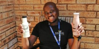 Andile Sasanti, an agripreneur with a knack for being different. Photo: Supplied/Food For Mzansi