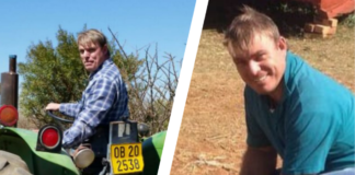 Eugene van der Walt experienced a marked improvement in his farming venture after he started using Voermol. Photo: Supplied/Food for Mzansi