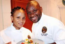 Chef Boitumelo Nyembe (left) offers her bespoke cakes to patrons all over Soweto. Photo: Supplied/Food For Mzansi