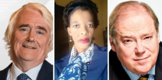 Featured from the left are Professor Kris Willems, Matlou Setati from the the Food Safety Initiative and François Baard from FairPlay. Photos: Supplied/Food For Mzansi