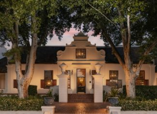 Nederburg Wines in Paarl is one of South Africa's most awarded wineries with a prize-winning pedigree that stems from a culture of innovation. Photo: Supplied/Food For Mzansi
