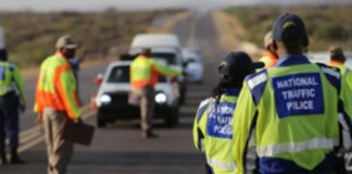 Roadblocks would be set up across the KZN province for the whole month of October to enforce road laws. Photo: Supplied/ Food For Mzansi